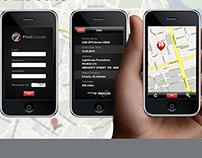 Fleet Locate iOS&Android App