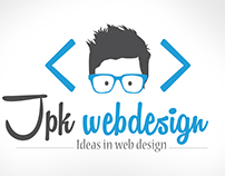 JPK Web Design Logo