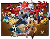 Fan Art Final Fantasy IX