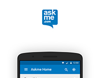 Askme Mobile Website