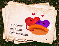 Valentine's Day - Brazilian Coffee Brand