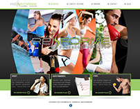 Personal Trainer WebDesign