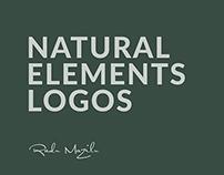 Natural Elements Logos