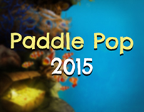 Paddle Pop 2015