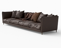 Leather Sofa CL01