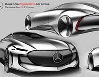 Mercedes-Benz DLC Concept