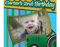 Carter's Birthday