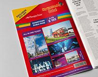 Magazine Ads - City Sightseeing Dubai