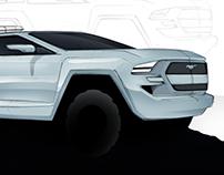 Mustang Pick-up 4X4