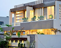 Modern Contemporary Design bungalow DHA. Lhr Cantt.