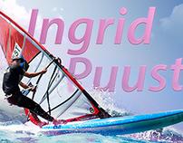 Sponsorship proposal - Ingrid Puusta