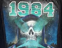 Salmo 1984 denim jacket