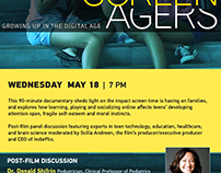 Screenagers Film and Panel Discussion