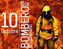 Día del Bombero Ecuatoriano