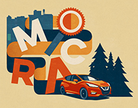 NISSAN MICRA - PLAY IT YOUR WAY CAMPAIGN