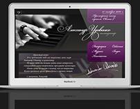 A. Udovenko - Composer | Website