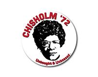 Chisholm '72 Branding