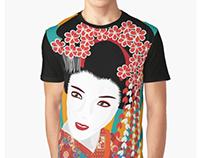 Geisha Collection - Redbubble