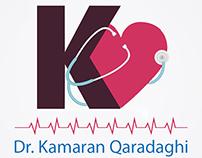 Dr. Kamaran Qaradaghi Logo Design