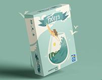 Fröccs board game design