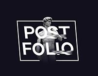 Postfolio - Social Media 2016/2017