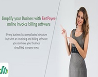 Simplify your Business with FastPayee online invoice bi