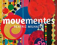 Beatriz Milhazes – Identidade  visual e Expografia