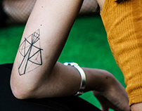 NOS ALIVE '18: The coolest tattos