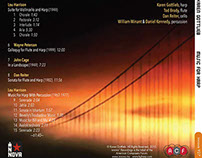 Music for Harp by Bay Area Composers - Album cover