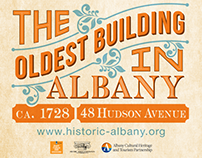 The Oldest Building in Albany