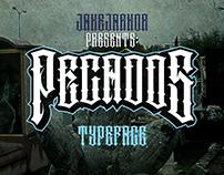 PECADOS - TYPEFACE