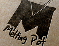 Logotipo Melting Pot