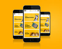 VauMau.hu - Petfood and Equipments ecommerce site