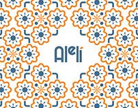 Alelí   Logo Design