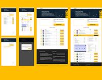 UX/UI Designs