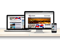 Diseño web adaptable: CAVEDOM