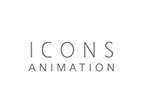 Motion graphics-Icons animation