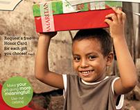Samaritan's Purse Canada 2011 Gift Catalog