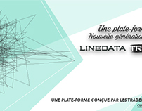 Banner proposal for Linedata Tunisia