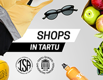 "Infographic for ISA ""Shops in Tartu"" (ENG)"