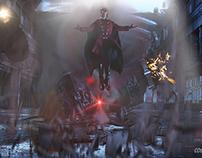 COSPLAY FX: Magneto's Raid