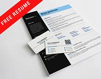 FREE Resume Template