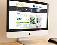 KUBLAI ∫ wordpress community web site