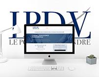 LPDV - Site vitrine
