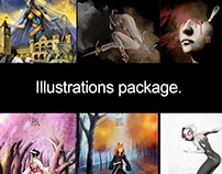 Illustrations package.