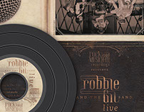 Robbie Gil and the Band: Live at Rockwood Musichall