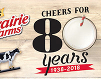 Cheers for 80 Years