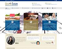 """Diseño Web: Empresa """"Gestión Externa"""""""