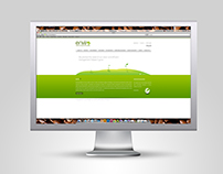 Web Design/Web Graphics - Enviro