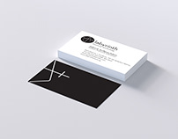 Labyrinth Musical Worshop - Business cards and logotype